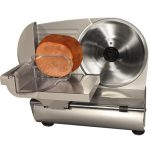 Weston 9″ Deluxe Meat & Food Slicer, CE and GS Approved