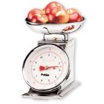 Stainless Steel Scale, 11 Lb Capacity