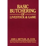 Book: Basic Butchering of Livestock & Game