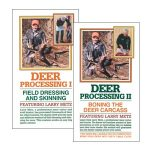 VHS: Deer Processing I and II Video