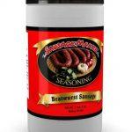 Bratwurst Seasoning – Makes 50 lbs