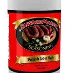 Polish Sausage Seasoning, Low Salt – Makes 50 lbs