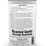 Roast Garlic Sausage Seasoning – Makes 50 lbs