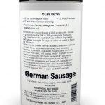 German Sausage Seasoning – Makes 50 lbs