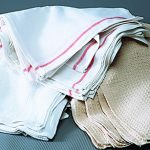 Adcraft Dish Towel Herringbone