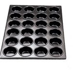 Adcraft Muffin Pan Alum Non-Stick