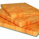 Adcraft Board Cutting Hardwood 12″X18″