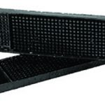 Adcraft Bar Mat Black