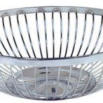 Adcraft Wire Basket Round 8″ S/S