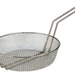 Adcraft Culinary Basket 10″ Med Mesh