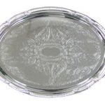 Adcraft Cater Tray Oval 17-1/2″