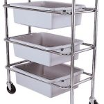 Adcraft Dish Cart Only