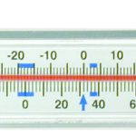 Adcraft Freeze Guide Thermometer