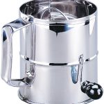 Adcraft Sifter Flour S/S