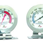 Adcraft Thermometer Freezer/Refrig 3″