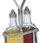 Adcraft Cruets Square 6 Oz Glass
