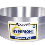 Adcraft Brazier Pot Alum 15 Qt