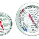 Adcraft Meat Thermometer 2″