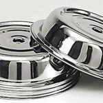 Adcraft Plate Cover S/S Fits 10-1/2″