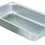 Adcraft Pan Perf S/S Full 1″ Deep