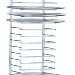Adcraft Pizza Screen Rack 15Slt Chrome