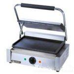 Adcraft Panini grill w/Flat Plates