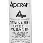Adcraft Stainless Steel Cleaner 20 Oz(SSS-20)