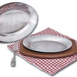 Adcraft Sizzling Platter 12 1/2″