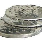 American Eagle Stainless Steel Grater Plate Disk W/Al. Holder