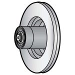 Berkel Knife Pulley Assembly (New Style)/Parts for Berkel Slicers