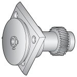 Globe Knife Hub Assembly(New Style)/Parts for Globe Slicers