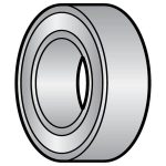 Globe Large Bearing (SS)/Parts for Globe Slicers