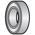 Globe Small Bearing/Parts for Globe Slicers
