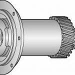 Hobart Worm Gear Washer/Parts for Hobart Slicers