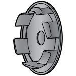 Hobart Large Hole Plug/Parts for Hobart Series 2000 Slicers/Parts for Hobart Slicer