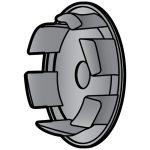 Hobart Small Hole Plug/Parts for Hobart Series 2000 Slicers/Parts for Hobart Slicer