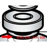 Hobart Bearing Shim Washer (.002″) Parts for Hobart Mixers