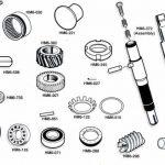 Hobart Roller Clutch Gear (46T) For Hobart Mixers
