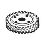 Hobart Worm Gear (31T) For Hobart Mixers