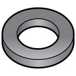 "Heat Seal ""D"" Ring Film Retainer/Parts for Heat Seal Wrappers"