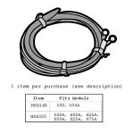 Heat Seal Seal Plate Wire Harness Kit/Parts for Heat Seal Wrappers