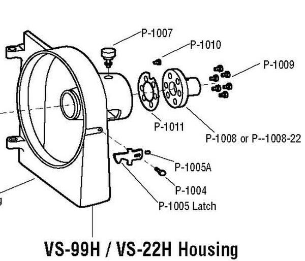 Hobart H 600t Mixer Parts