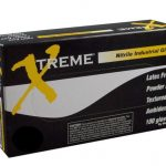 AMMEX Xtreme, Nitrile Powder Free Gloves 4 mil Medium