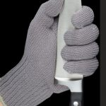 Kapoosh Cut Glove Grey Medium Weight