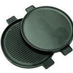 Bayou Classic 14″ Reversible Round Griddle