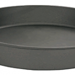 Bayou Classic 16″ Round Skillet w/ helper handles 7439