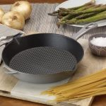 Bayou 10.5? Weathered Grey Cast Iron Skillet7730S