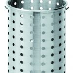 Bayou Classic 100-Qt. Perforated Basket, 18.75″d x 16.125″h