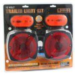 Black Bull 12 Volt Trailer Light Kit