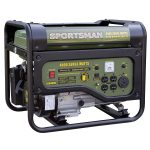 Sportsman Gasoline 4000 Watt Portable GeneratorGEN4000